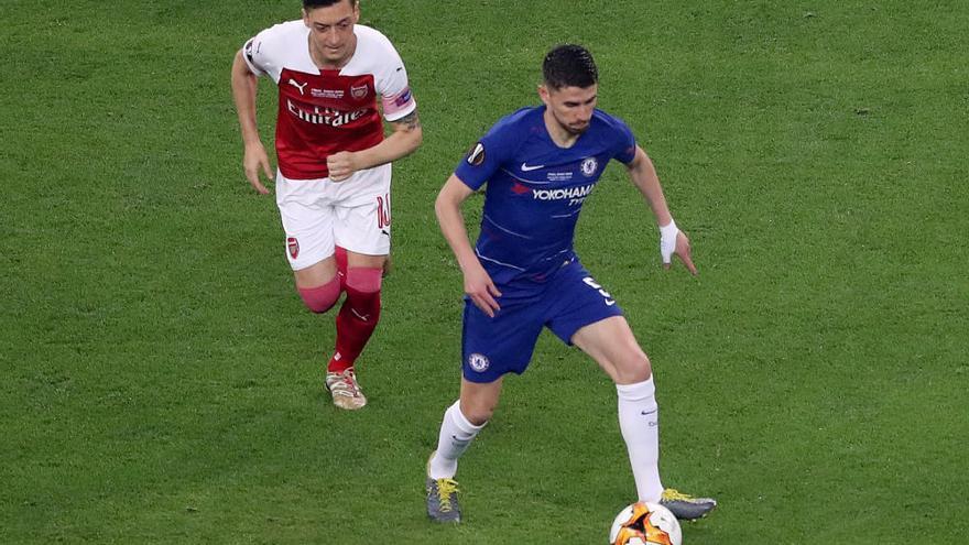 El Chelsea conquista la Europa League ante un Arsenal gris