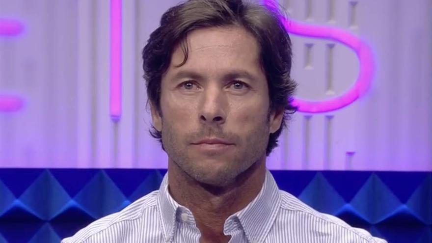 """José Antonio Canales desvela en 'Secret Story' su mayor secreto, """"era lo justo"""""""