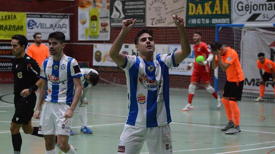 Palma Futsal, próximo rival del Atlético Benavente en Copa del Rey
