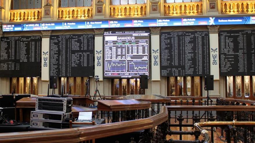 El Ibex 35 sube un 1,3% con el desbloqueo político de EEUU