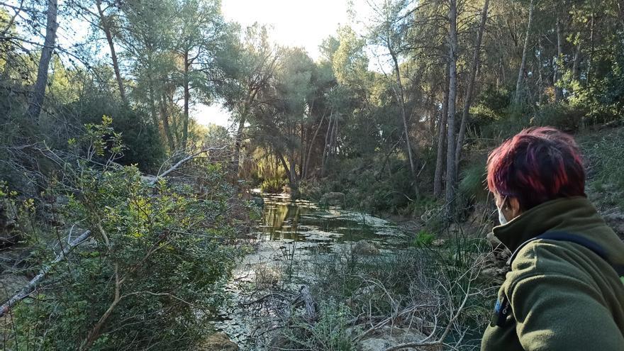 El río Seco renace con el Paisaje Protegido de Sierra Escalona