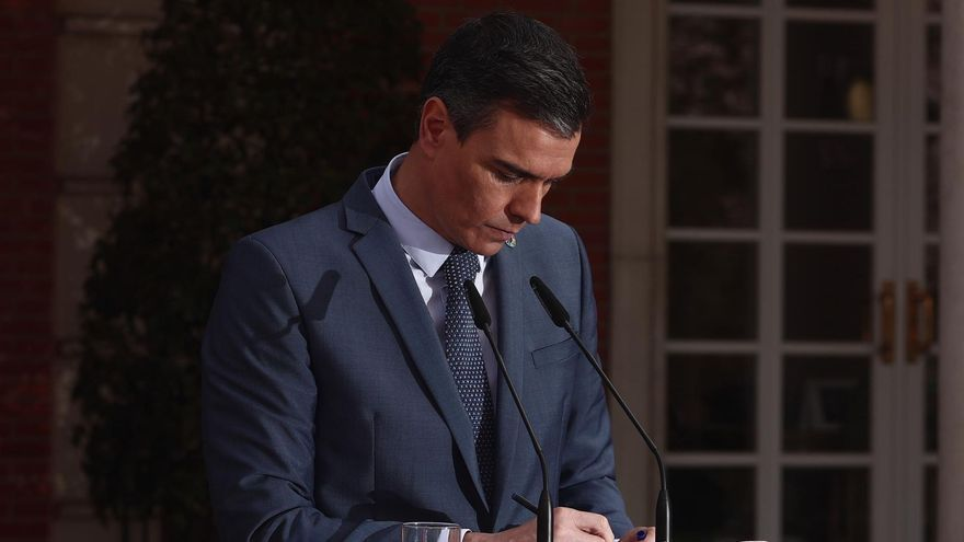 """Sánchez condena los altercados en Barcelona: """"Son inaceptables"""""""