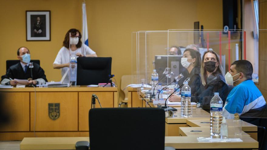 El acusado de asesinato en La Palma intentó culpar de la muerte a un sobrino