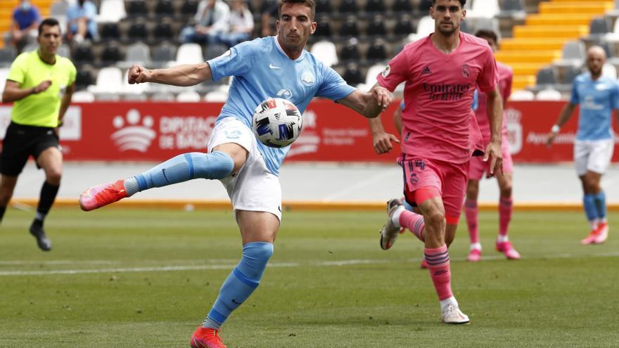 Javi Pérez renueva con la UD Ibiza hasta 2024
