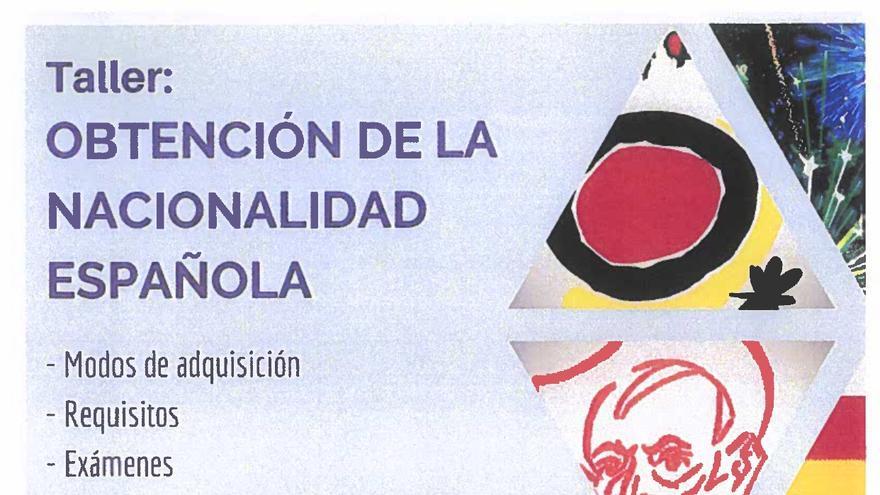 Benavente acoge un taller para la obtención de la nacionalidad española