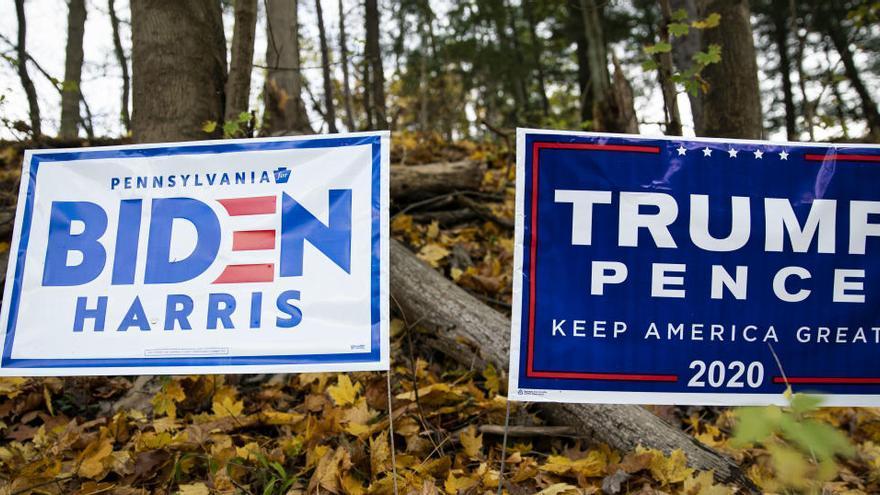 Así funcionan las elecciones en Estados Unidos