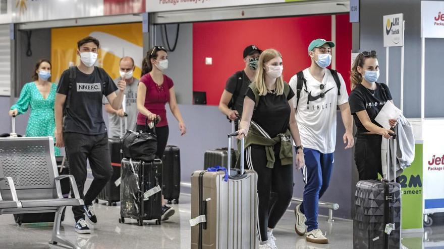 Flugverkehr auf Mallorca erholt sich im Juli deutlich