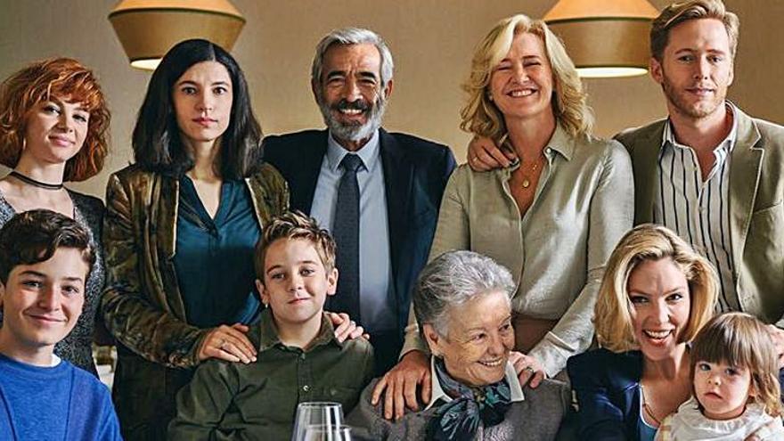 TVE ya prepara la nueva temporada de 'Cuéntame', que arrancará en 1993