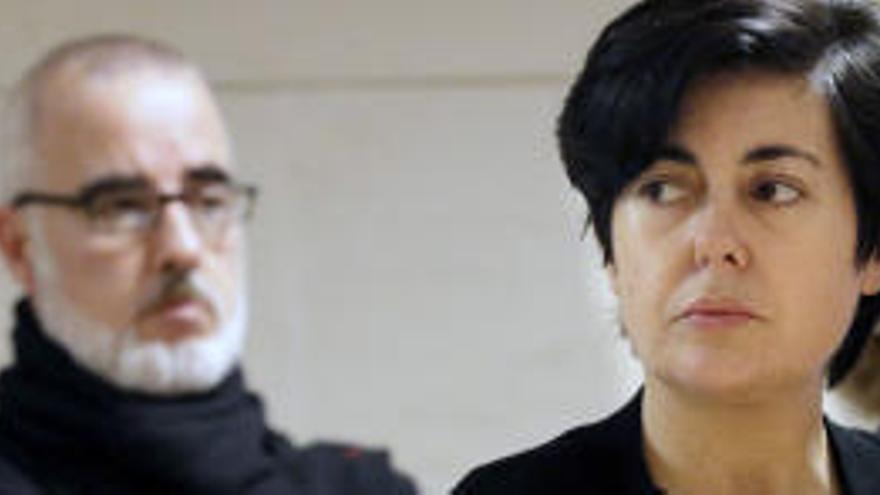 El TC ratifica la condena de 18 años de cárcel a Rosario Porto