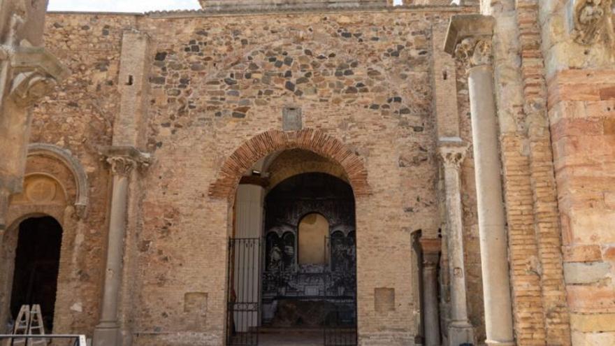 Finaliza la restauración de la capilla del Concejo en Cartagena