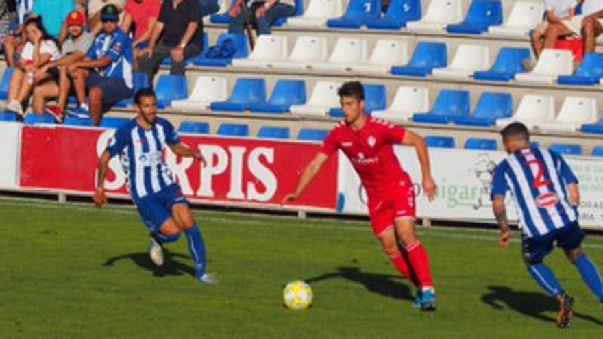 El CD Castellón impugna el partido contra el Alcoyano