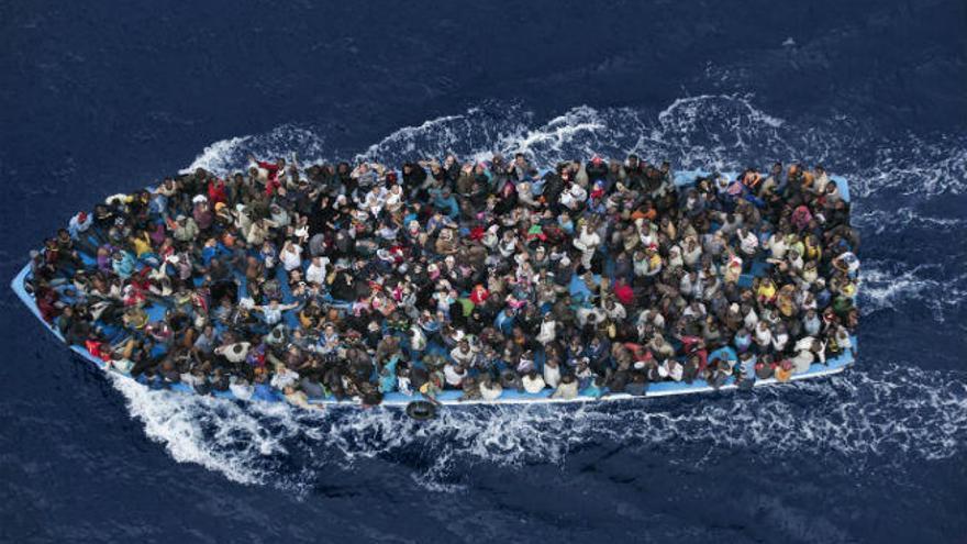 La World Press Photo llega a Valencia con imágenes sobre los refugiados