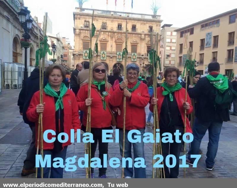 Las collas también echan de menos la Magdalena en Castelló