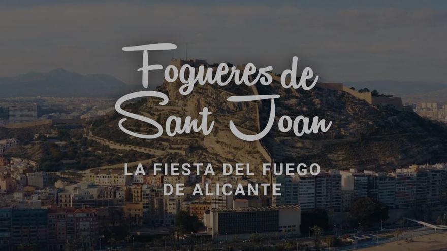 La Generalitat promociona Les Fogueres de Sant Joan