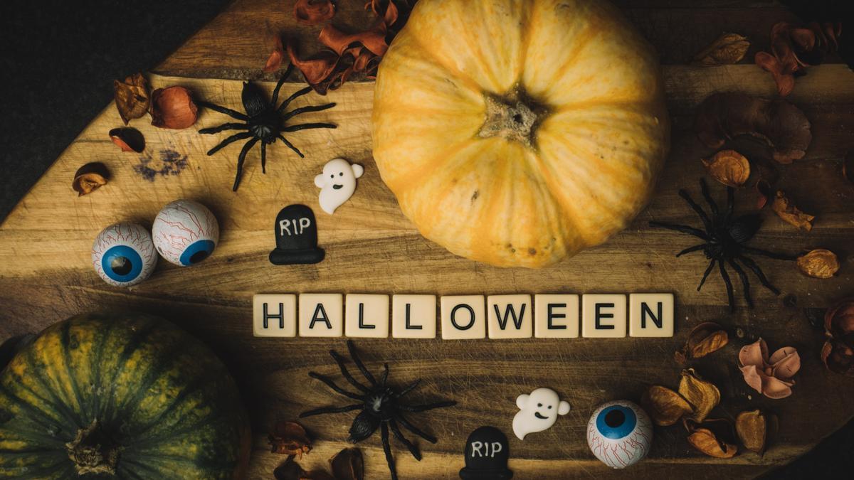 Cinco recetas para Halloween