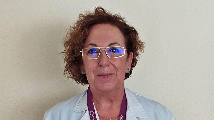 María José Lloria tendrá el apoyo técnico de Asistencia Sanitaria