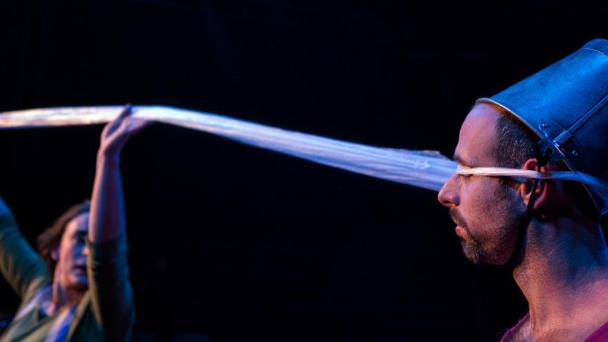 'Aürt', ilusión y sueños en clave de circo