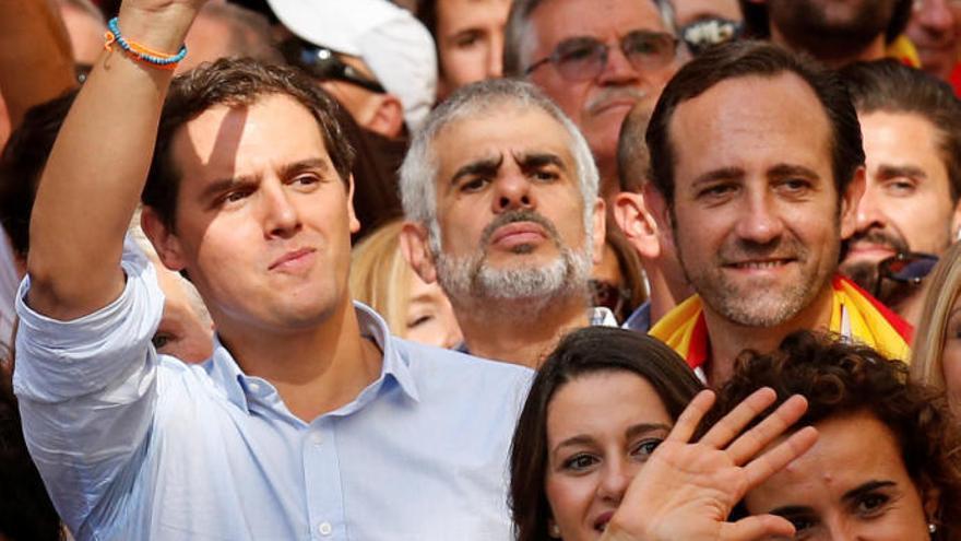 Rivera ficha a Bauzá para la lista de Ciudadanos al Parlamento Europeo