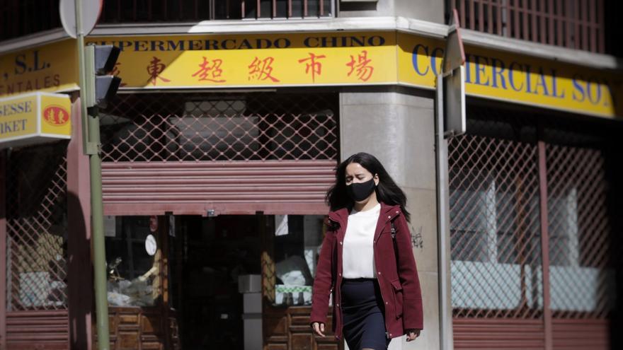 Los empresarios chinos hacen la maleta