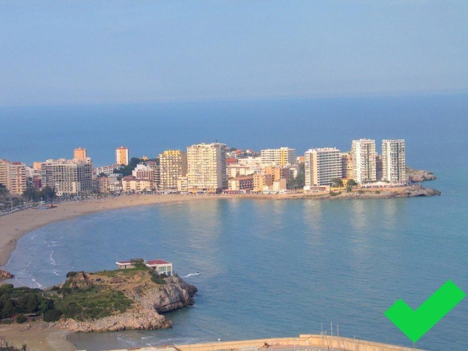 Playa de la Concha. Oropesa.