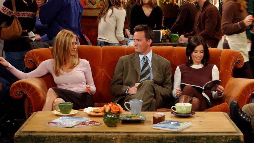 El reencuentro de 'Friends' no se podrá ver en España hasta finales de año