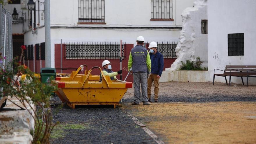Comienzan las obras para mejorar el solar del antiguo Cine Andalucía