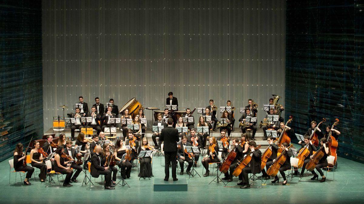 La Joven Sinfónica de Cartagena se acerca a la radiofórmula