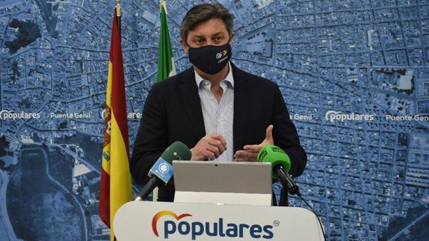 El PP de Puente Genil  advierte de que se puede prorrogar el contrato con Aqualia por cinco años más