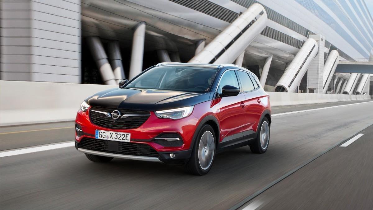Conocemos el nuevo Opel Grandland X Hybrid4
