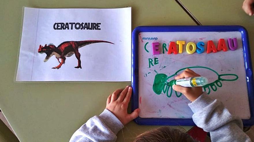 Nace «Projecte Juràssic» para poner en valor la colaboración educativa