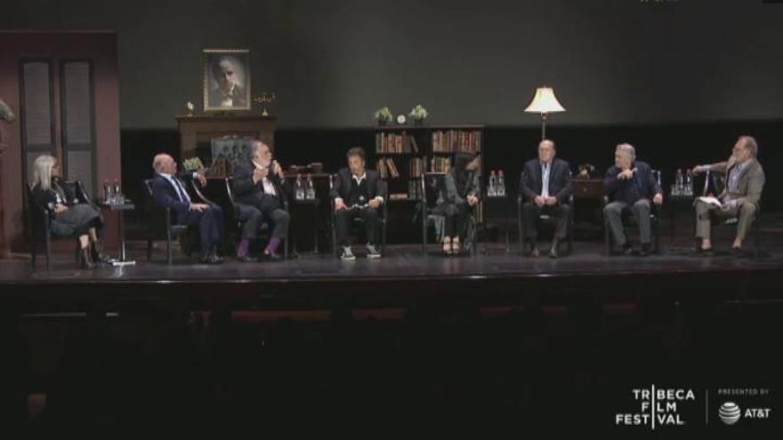 Los actores de 'El Padrino' se reúnen 45 años después