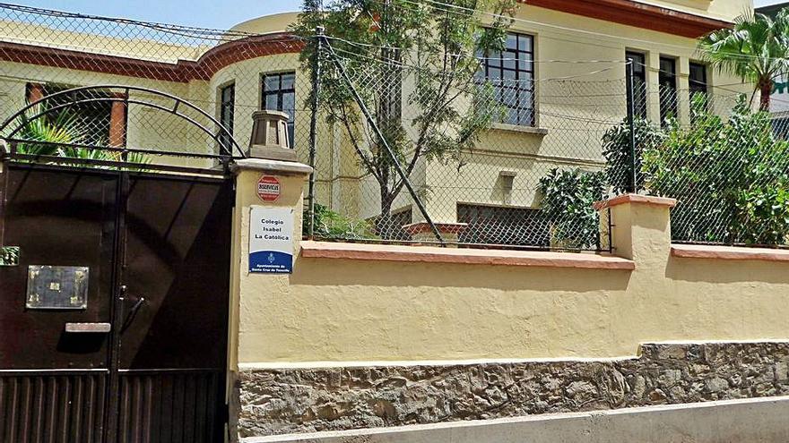 Los primeros grupos escolares de Santa Cruz de Tenerife