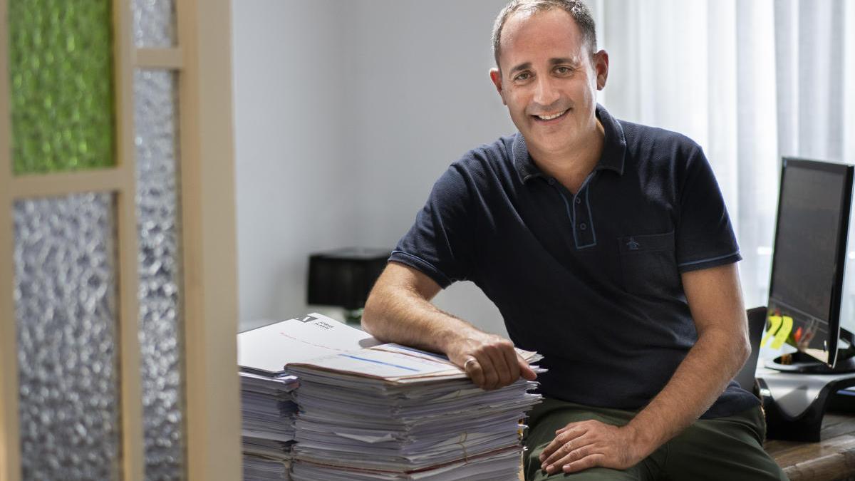 Puig recupera a Alarte para su equipo en Presidencia