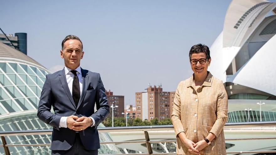 Heiko Maas appelliert an Spanien-Urlauber, die Corona-Regeln zu befolgen