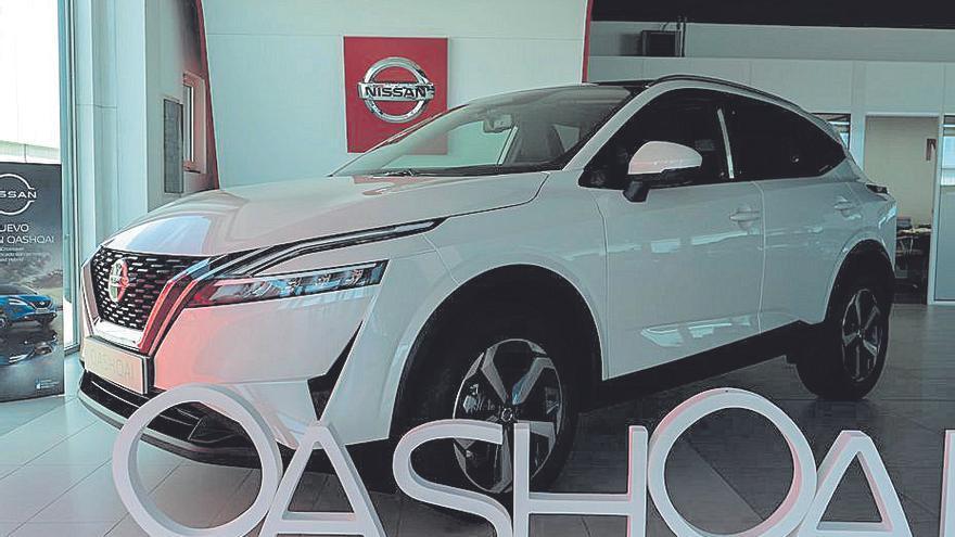 El Nissan Qashqai se afianza en el trono de los SUV