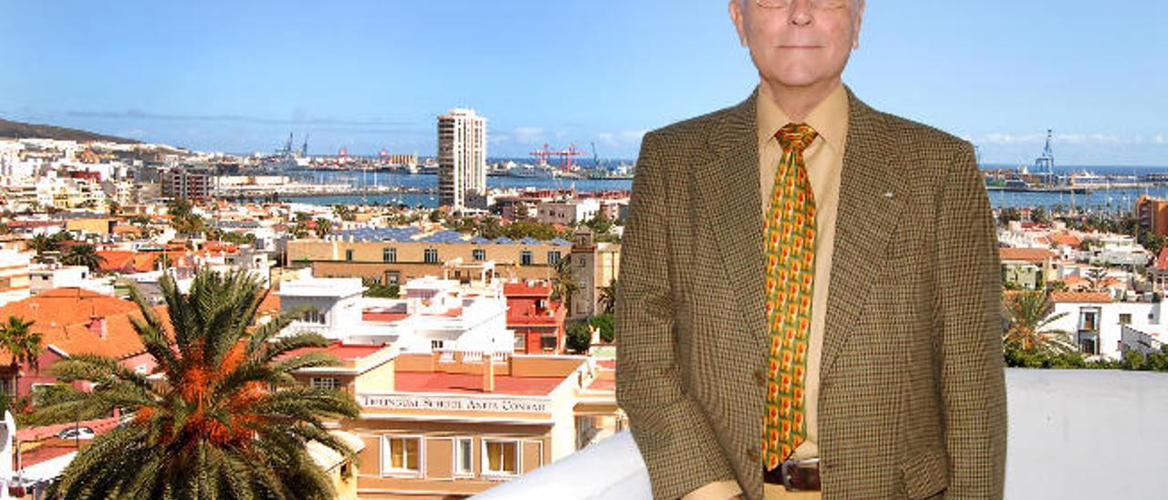 Jaime Llinares en una imagen de 2010.