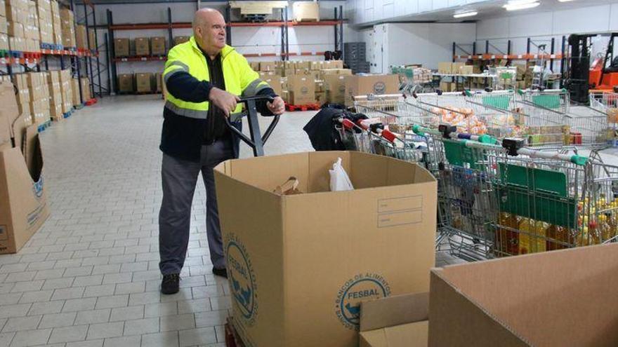 'Teledonaciones' para el Banco de Alimentos de Castellón