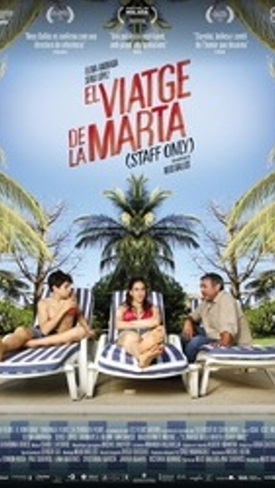 El viatge de la Marta (Staff Only)