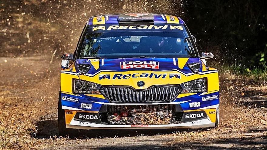 El Rali do Cocido se suma a la Copa de España de Rallyes de Asfalto Recalvi