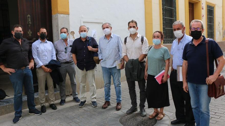 IU llama a participar en los actos convocados en Córdoba previos a la movilización memorialista andaluza del 13-N