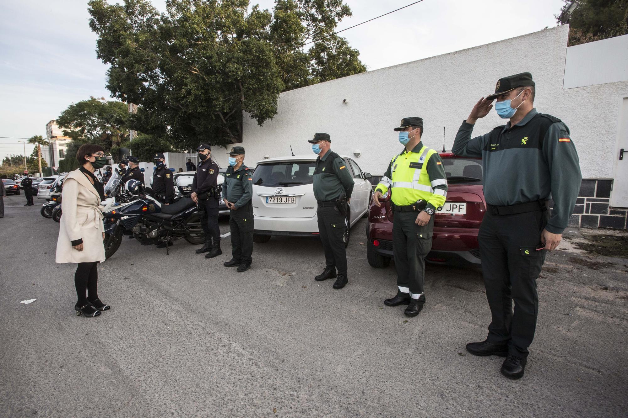 Foro Alicante: El desafío de la Guardia Civil ante la violencia machista