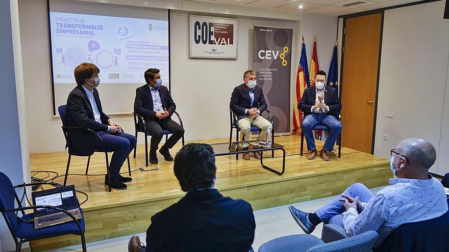 Ontinyent, Bocairent y l'Olleria impulsan un plan de renovación empresarial