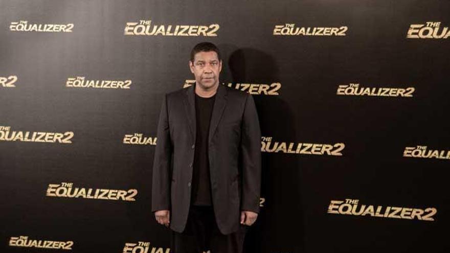 'The Equalizer 2': Una secuela para Denzel Washington