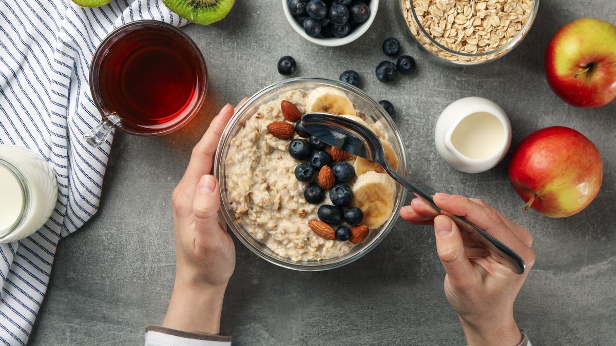La 'magia' de la granola para evitar que sufras en la dieta