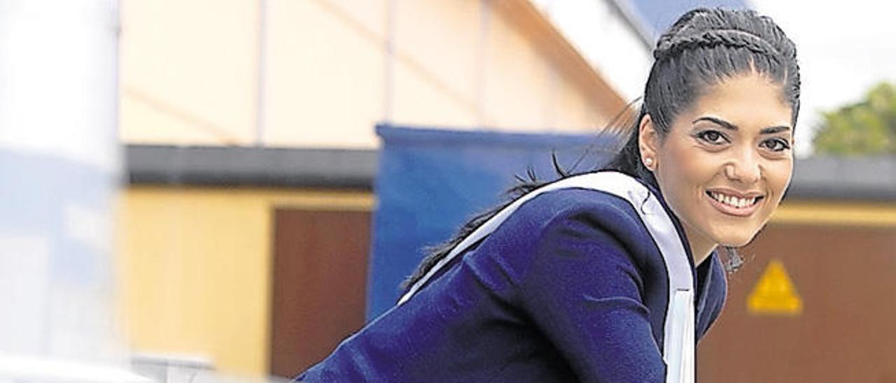 Carolina Cruz lucirá la fantasía Donde los sueños no tienen fin.