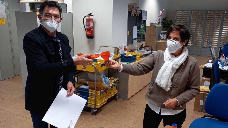 Lalín repartirá 2.500 embudos en una campaña de recogida de aceite de cocina usado