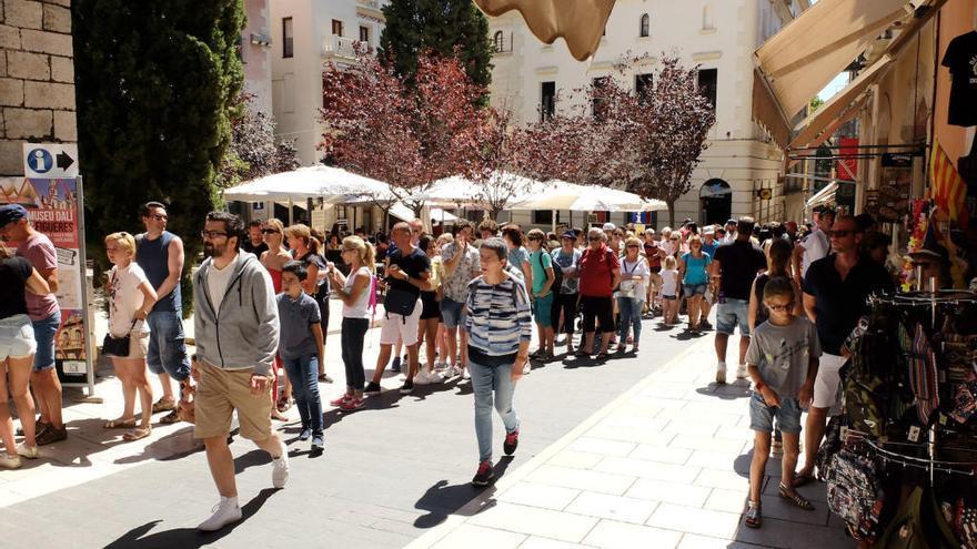 Figueres vol ampliar la declaració de municipi turístic a tota la ciutat