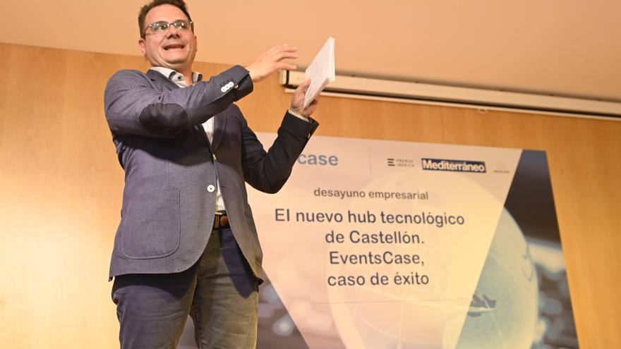 La transformación digital impulsará el 'hub' tecnológico de Castellón