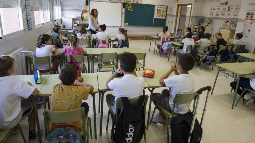 Los alumnos de Primaria empeoran en Ciencias y Matemáticas