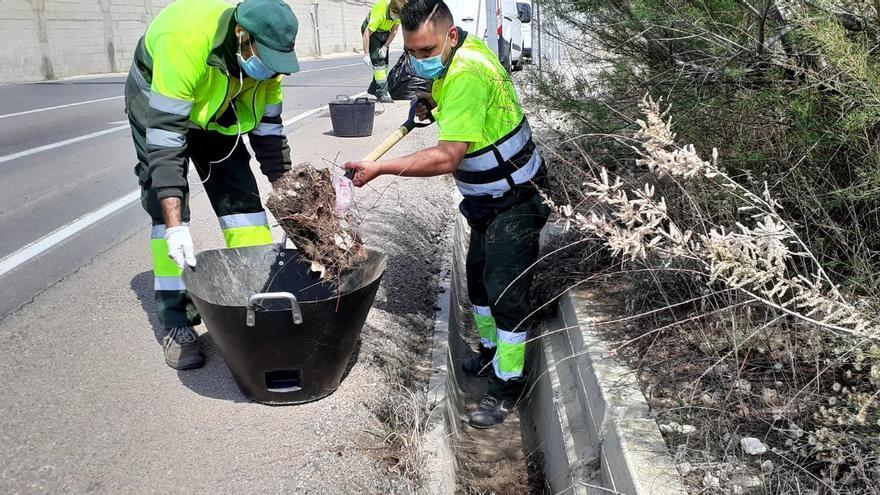 Torrent acelera la limpieza de la red de drenaje de aguas pluviales